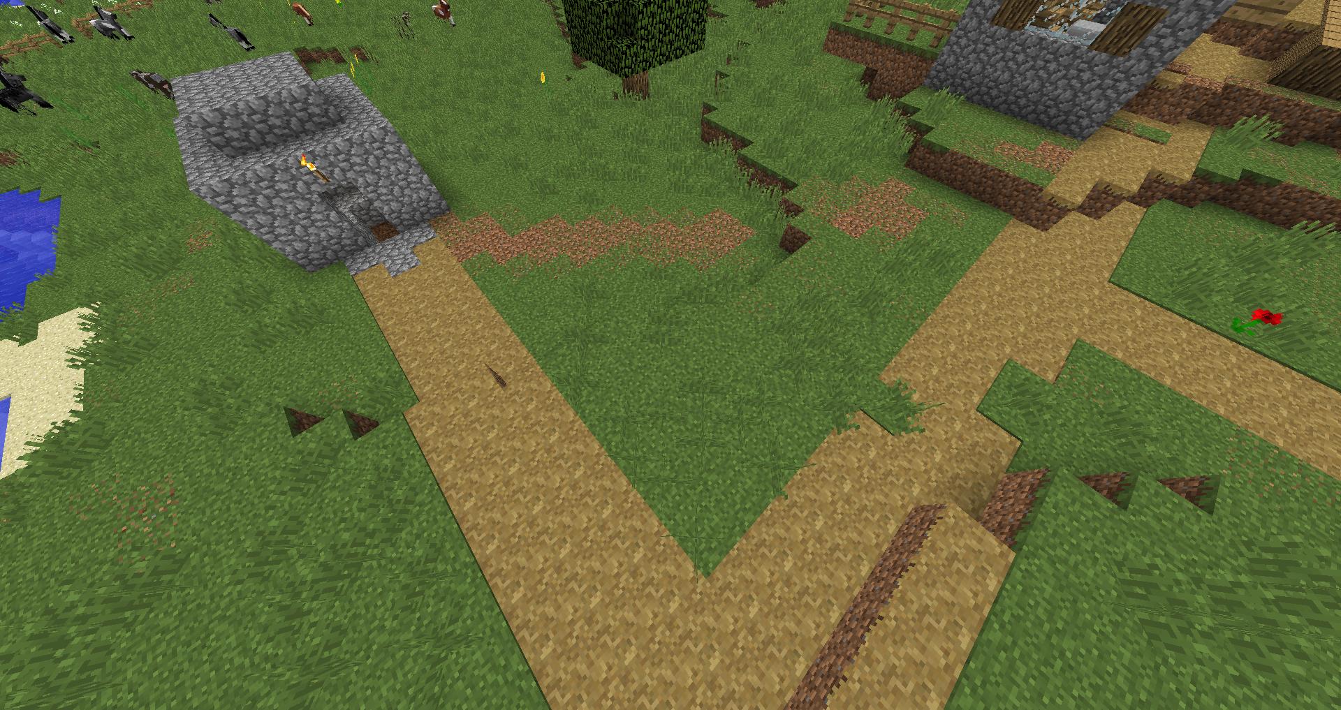 DesirePaths - Mods - Minecraft - CurseForge